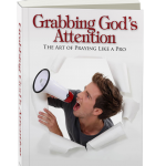 Grabbing Gods Attention SoftCover