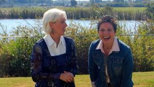 Linda & Kathy